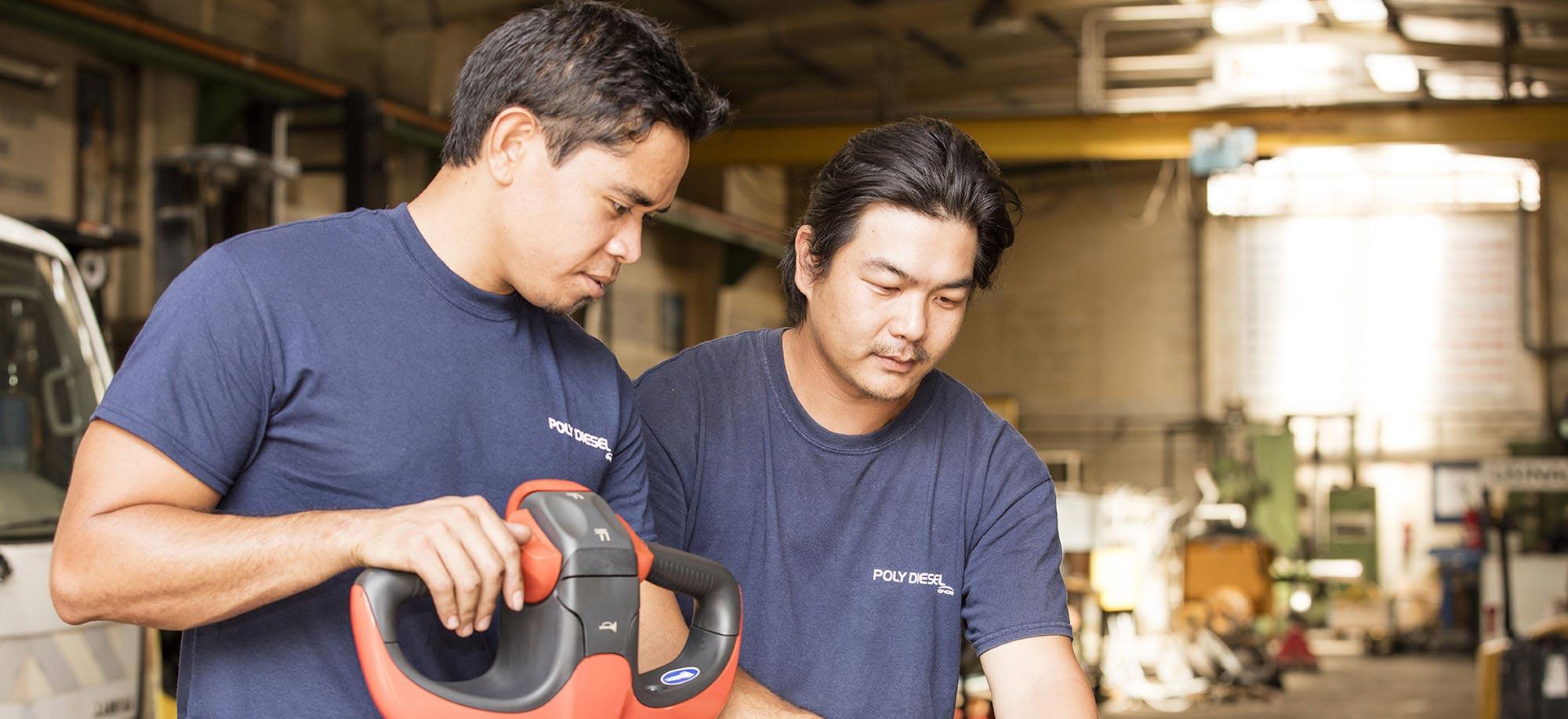 Maintenance moteur diesel tahiti